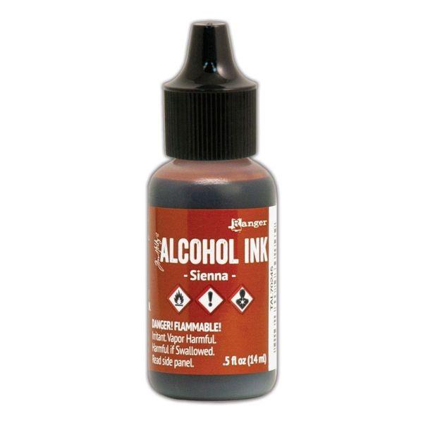Tim Holtz Alcohol Ink Sienna