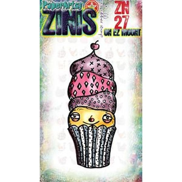 Paper Artsy Zinski Art Zinis 27
