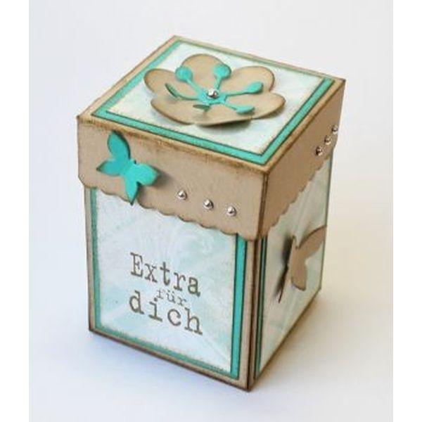 JM Creation Stanzschablone Mini Explosion Box