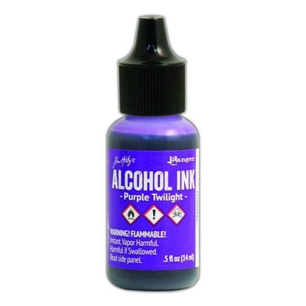 Tim Holtz Alcohol Ink Purple Twilight