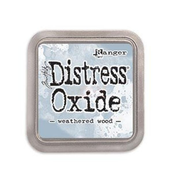 Tim Holtz Distress Oxide Pad Weathered Wood