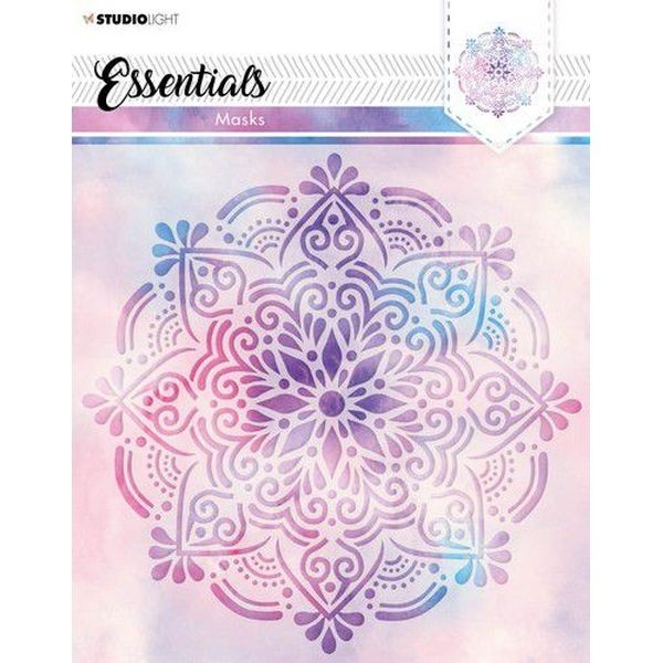 Studio Light Mandala Essentials Masks No. 24