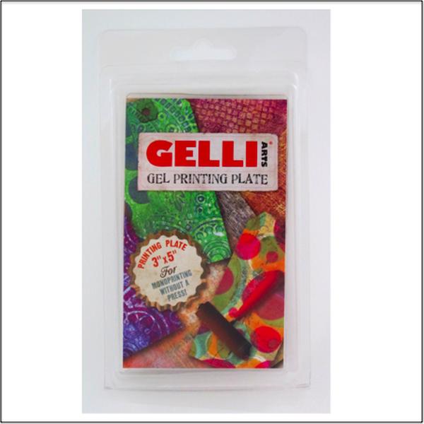 Gelli Plate 3x5